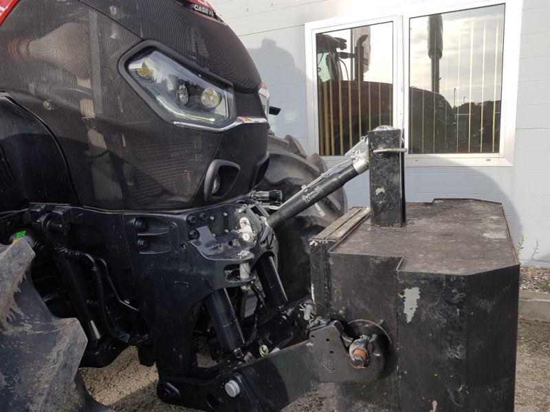 Traktor des Typs Case IH Optum 300 CVX, Gebrauchtmaschine in Klempau (Bild 7)