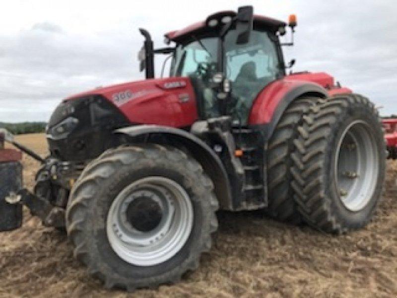 Traktor des Typs Case IH OPTUM 300 CVXDRIVE Indregistreret dec. 2020, Gebrauchtmaschine in Glamsbjerg (Bild 1)