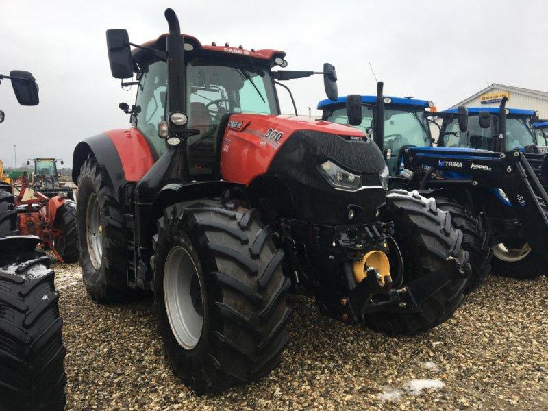 Traktor типа Case IH OPTUM 300, Gebrauchtmaschine в Thisted (Фотография 1)