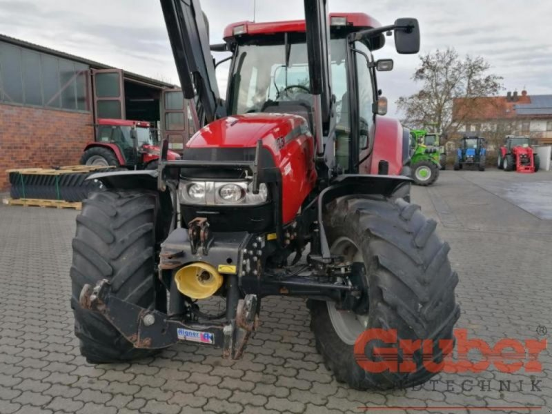 Traktor of the type Case IH Puma 125 A, Gebrauchtmaschine in Ampfing (Picture 4)