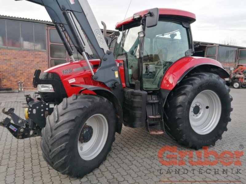 Traktor of the type Case IH Puma 125 A, Gebrauchtmaschine in Ampfing (Picture 1)