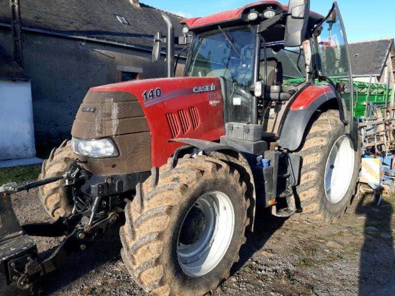 Traktor tip Case IH PUMA 140, Gebrauchtmaschine in HERIC (Poză 1)