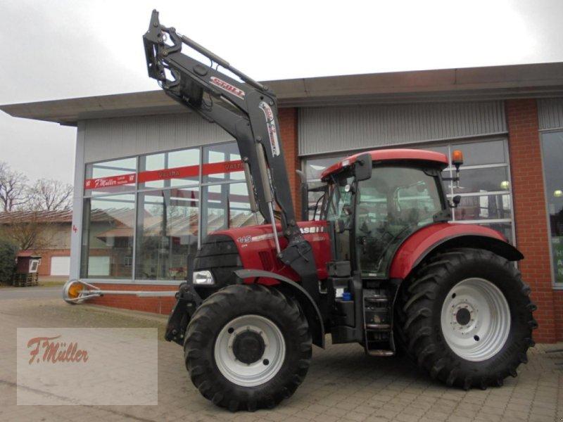 Traktor des Typs Case IH PUMA 145 CVX, Gebrauchtmaschine in Taaken (Bild 1)