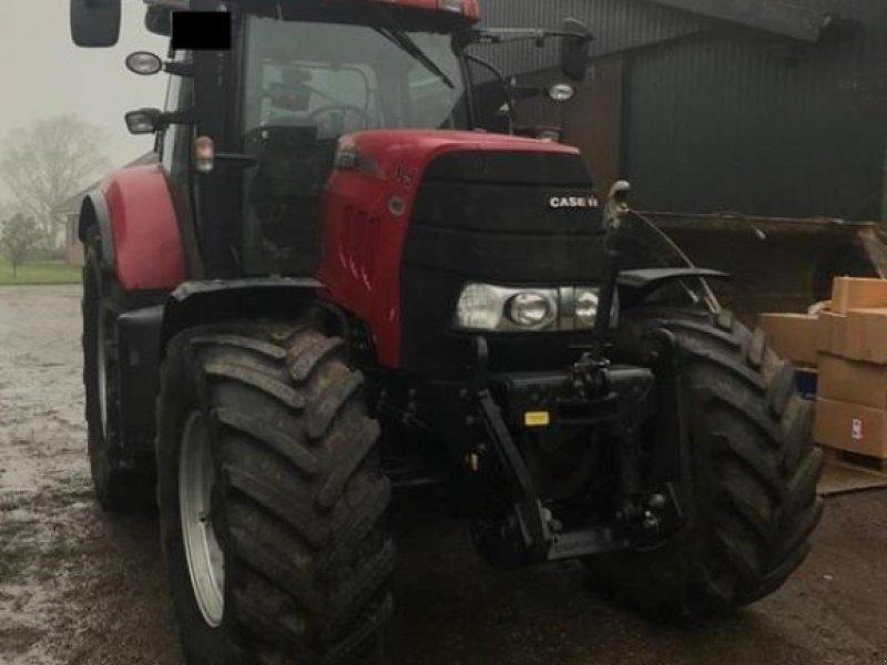 Traktor des Typs Case IH Puma 145, Gebrauchtmaschine in Süderlügum (Bild 1)