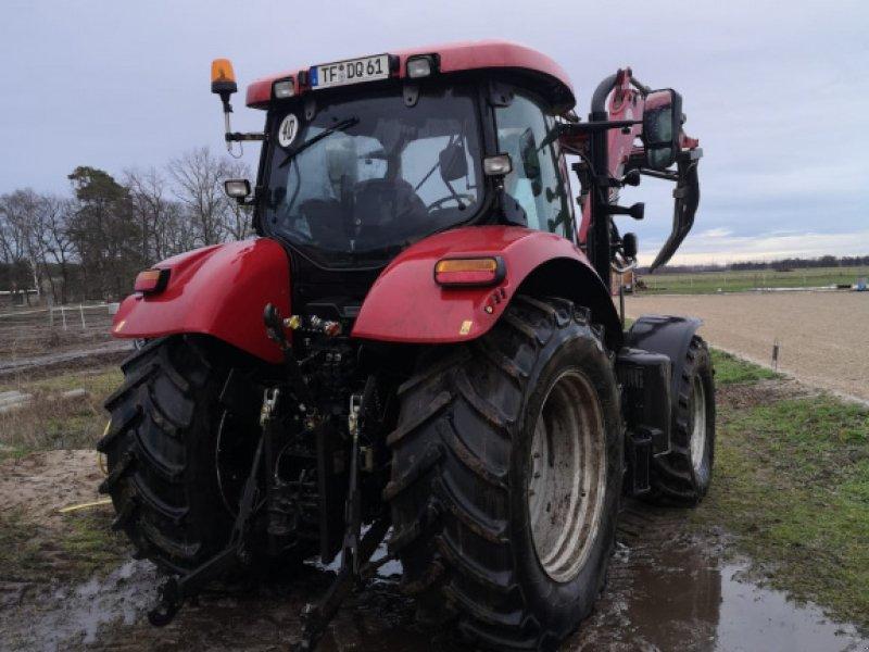 Traktor des Typs Case IH Puma 145, Gebrauchtmaschine in Trebbin (Bild 1)
