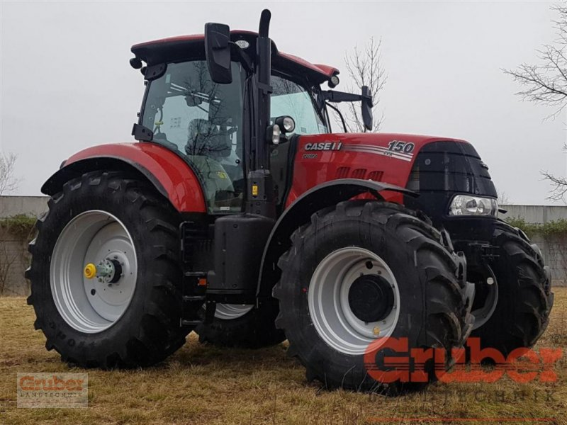 Traktor des Typs Case IH Puma 150 CVX, Neumaschine in Ampfing (Bild 3)