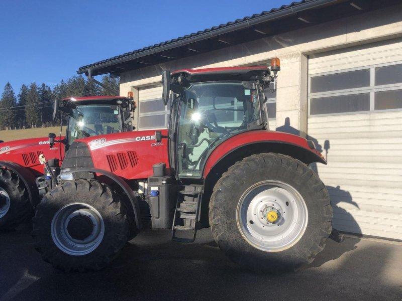 Traktor des Typs Case IH Puma 150 CVX, Gebrauchtmaschine in Traberg (Bild 1)