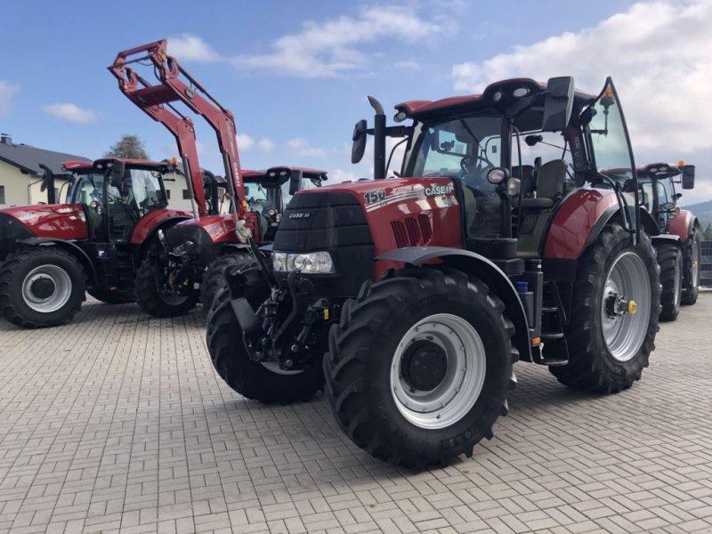 Traktor tip Case IH Puma 150 CVX, Gebrauchtmaschine in Traberg (Poză 1)