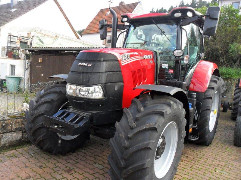 Traktor des Typs Case IH PUMA 150 X, Neumaschine in Schwalbach (Bild 1)