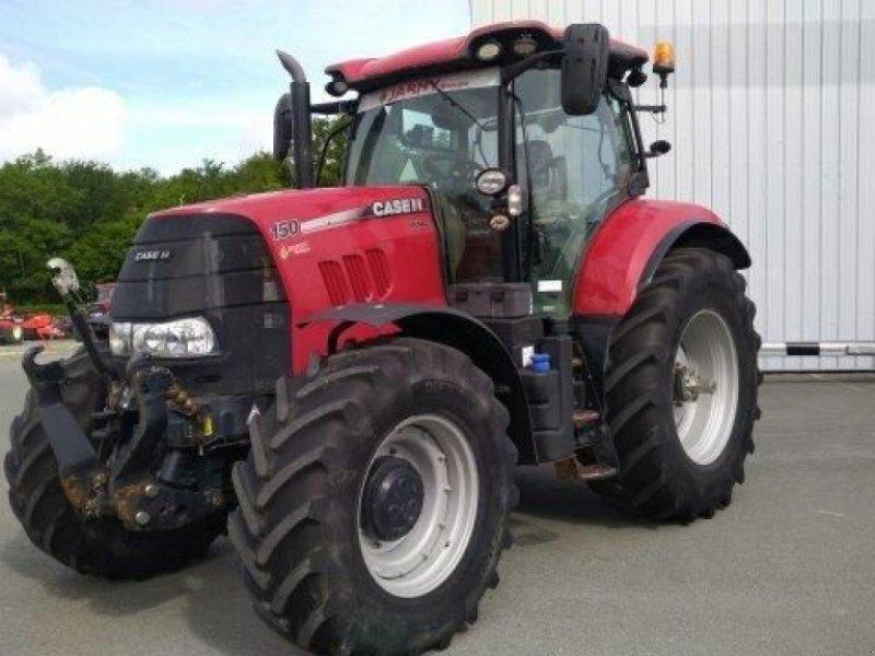 Traktor типа Case IH PUMA 150, Gebrauchtmaschine в le pallet (Фотография 1)