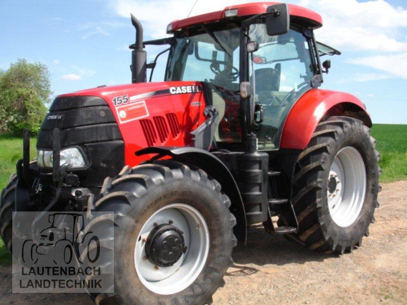Traktor des Typs Case IH Puma 155 Profi, Gebrauchtmaschine in Rollshausen (Bild 1)