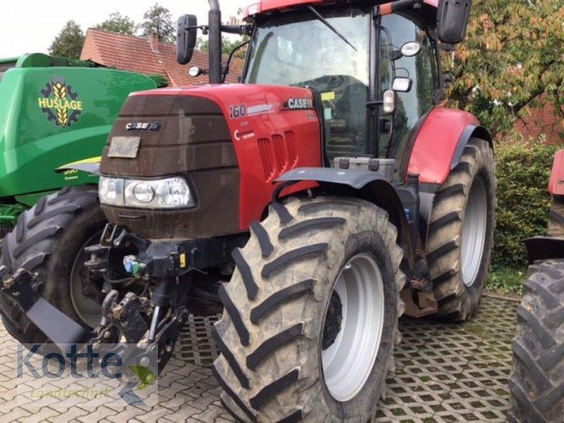 Traktor a típus Case IH Puma 160 CVX Profi, Gebrauchtmaschine ekkor: Rieste (Kép 1)