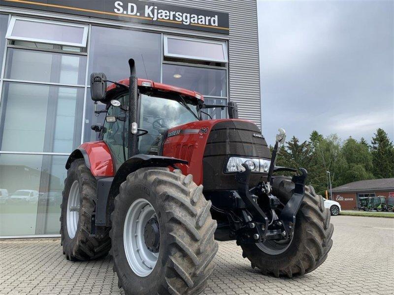 Traktor a típus Case IH PUMA 160 CVX Står i Hornslet, Gebrauchtmaschine ekkor: Aalborg SV (Kép 1)