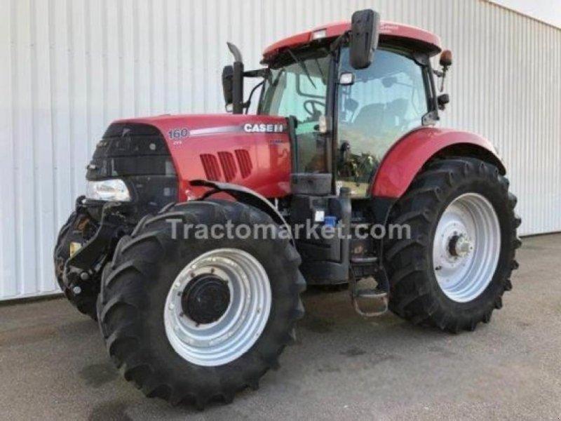 Traktor tipa Case IH puma 160 cvx, Gebrauchtmaschine u CHEMINOT (57 - MOSELLE) (Slika 1)