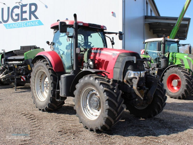 Traktor типа Case IH Puma 160 CVX, Gebrauchtmaschine в Niederkappel (Фотография 1)