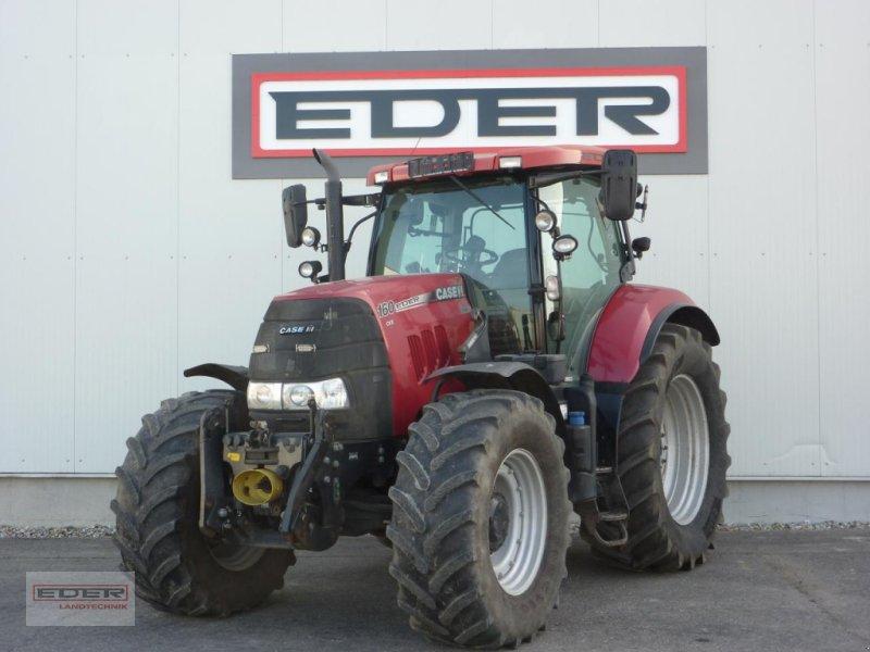 Traktor des Typs Case IH Puma 160 CVX, Gebrauchtmaschine in Tuntenhausen (Bild 1)