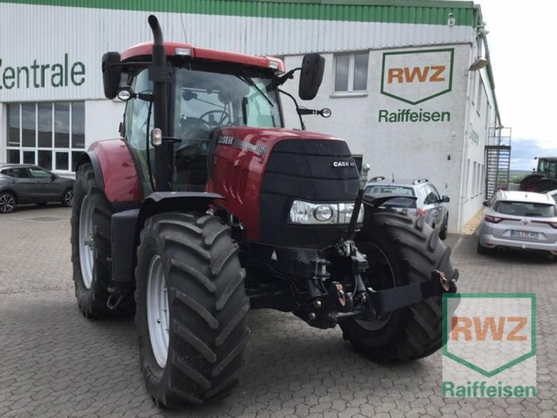Traktor des Typs Case IH Puma 160 CVX, Gebrauchtmaschine in Kruft (Bild 1)
