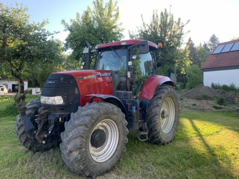 Traktor a típus Case IH Puma 160 CVX, Gebrauchtmaschine ekkor: Odelzhausen (Kép 1)