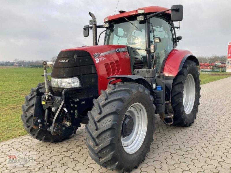 Traktor des Typs Case IH PUMA 160 EP, Gebrauchtmaschine in Oyten (Bild 1)