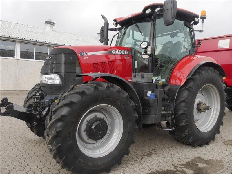Traktor typu Case IH Puma 165 CVX, Gebrauchtmaschine w Aalborg SV (Zdjęcie 1)