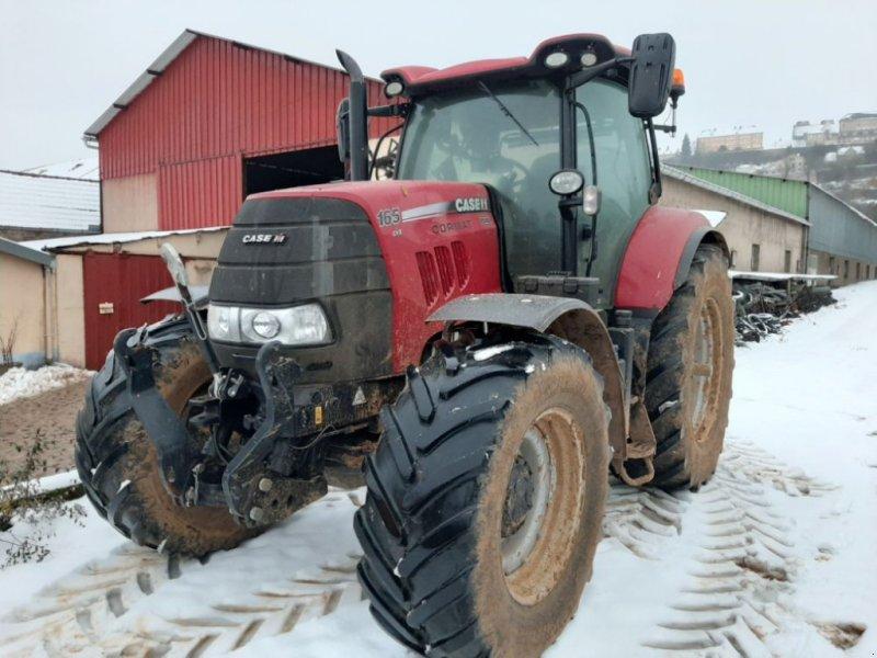 Traktor typu Case IH PUMA 165 CVX, Gebrauchtmaschine v CHAUMONT (Obrázek 1)