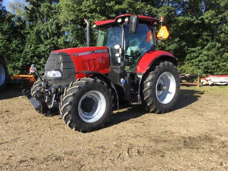 Traktor tip Case IH Puma 165 CVX, Gebrauchtmaschine in Aulum (Poză 1)
