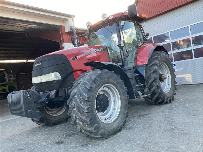 Traktor a típus Case IH Puma 165 KUN 4200 TIMER!, Gebrauchtmaschine ekkor: Aalestrup (Kép 1)