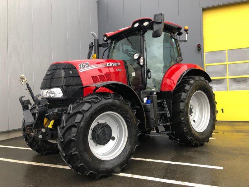Traktor типа Case IH PUMA 165, Gebrauchtmaschine в Allerborn (Фотография 1)