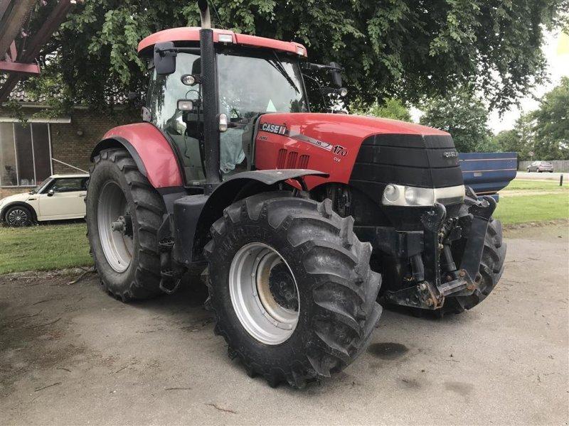 Traktor a típus Case IH PUMA 170 CVX, Gebrauchtmaschine ekkor: Roskilde (Kép 1)