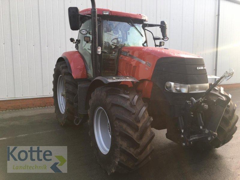 Traktor des Typs Case IH Puma 170 CVX, Gebrauchtmaschine in Rieste (Bild 3)
