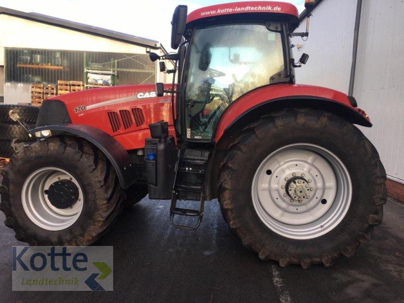 Traktor des Typs Case IH Puma 170 CVX, Gebrauchtmaschine in Rieste (Bild 4)