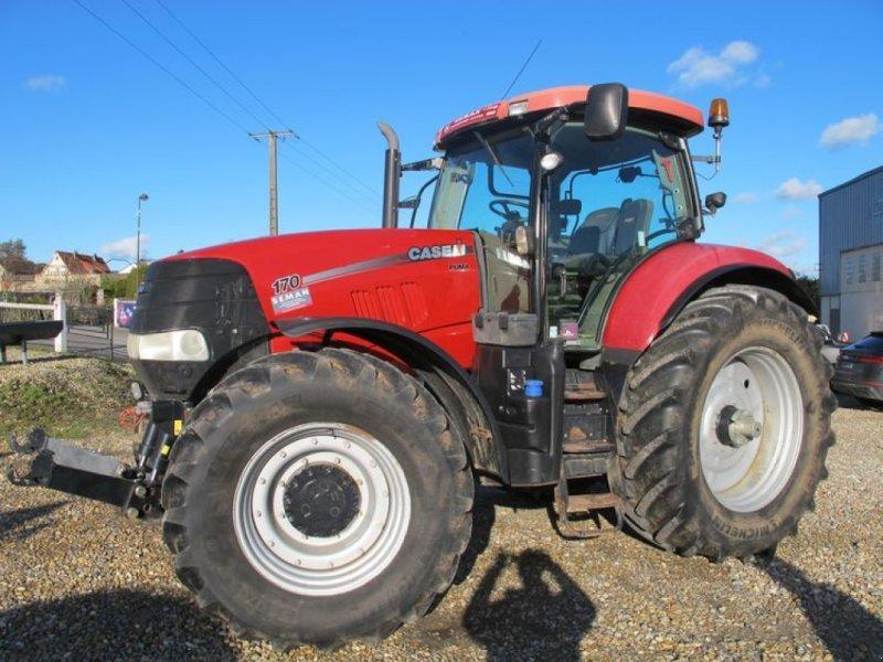 Traktor типа Case IH Puma 170 EP, Gebrauchtmaschine в Saint Ouen du Breuil (Фотография 1)
