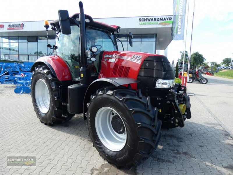 Traktor des Typs Case IH Puma 175 CVX, Gebrauchtmaschine in Aurolzmünster (Bild 1)