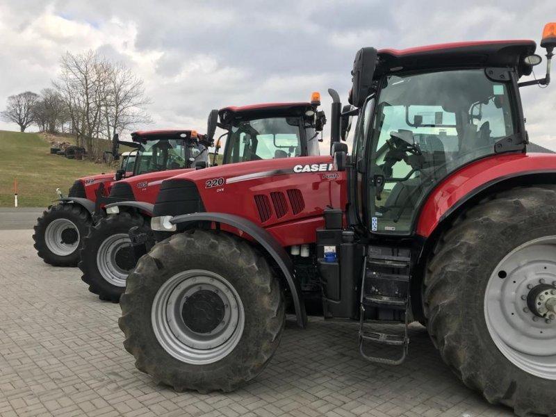Traktor des Typs Case IH Puma 175 CVX, Gebrauchtmaschine in Traberg (Bild 1)
