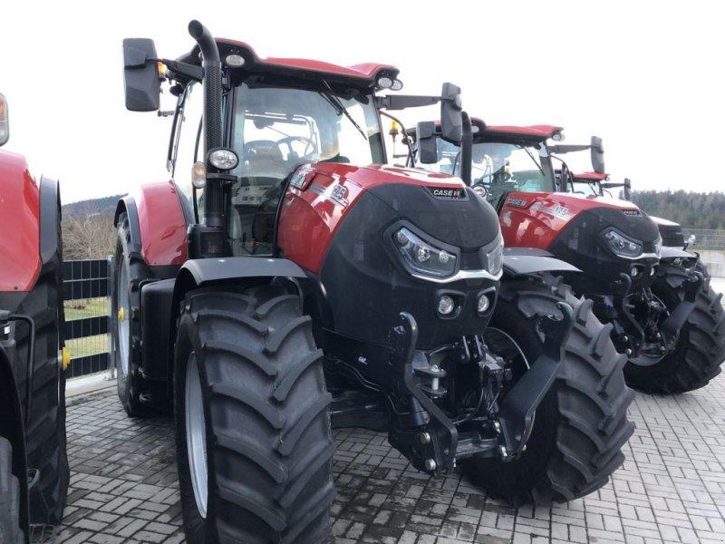 Traktor типа Case IH Puma 175 CVX, Gebrauchtmaschine в Traberg (Фотография 1)