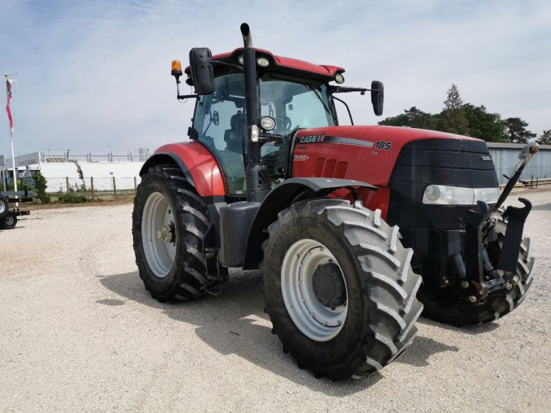 Traktor типа Case IH PUMA 185 CVX, Gebrauchtmaschine в VOVES (Фотография 1)