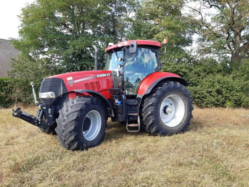 Traktor tip Case IH Puma 185 CVX, Gebrauchtmaschine in Giebelstadt (Poză 1)