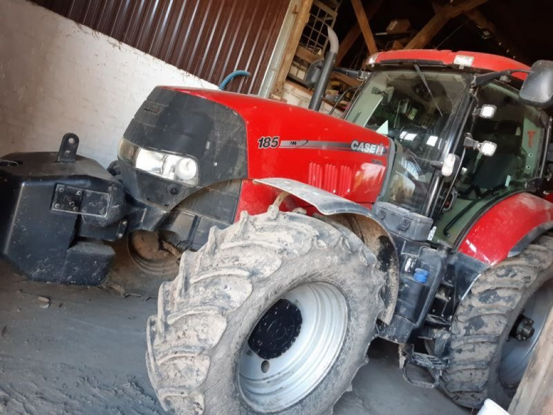 Traktor des Typs Case IH Puma 185, Gebrauchtmaschine in MARKERSDORF (Bild 1)