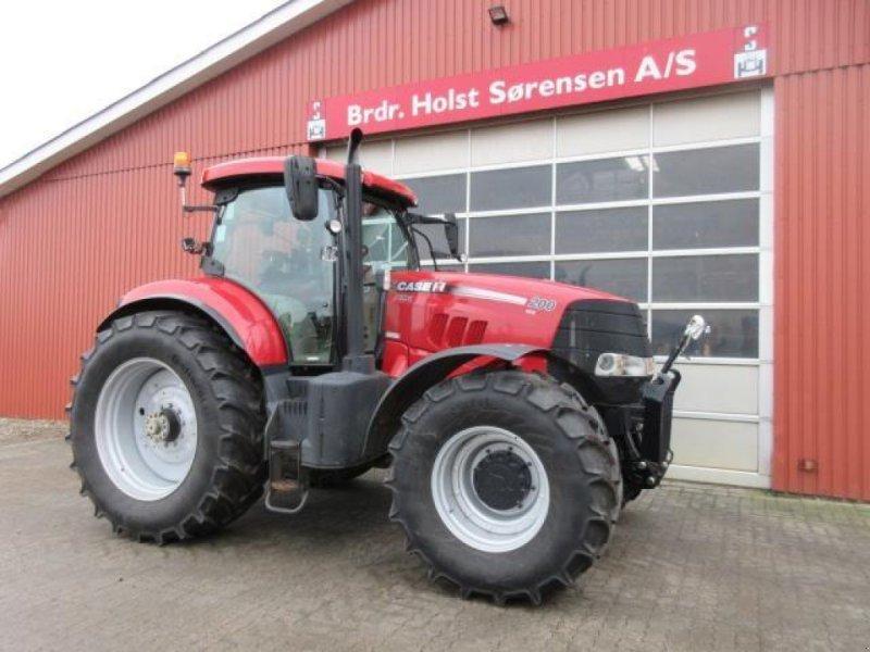 Traktor des Typs Case IH PUMA 200 CVX, Gebrauchtmaschine in Ribe (Bild 1)