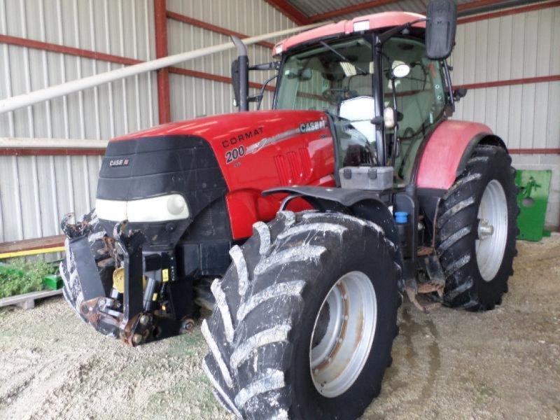 Traktor des Typs Case IH PUMA 200 CVX, Gebrauchtmaschine in MONTIGNY LE ROI (Bild 1)