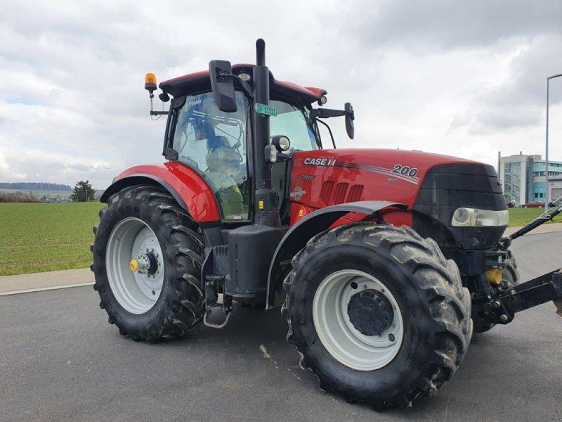 Traktor tip Case IH Puma 200 CVX, Ausstellungsmaschine in Steinmaur (Poză 1)