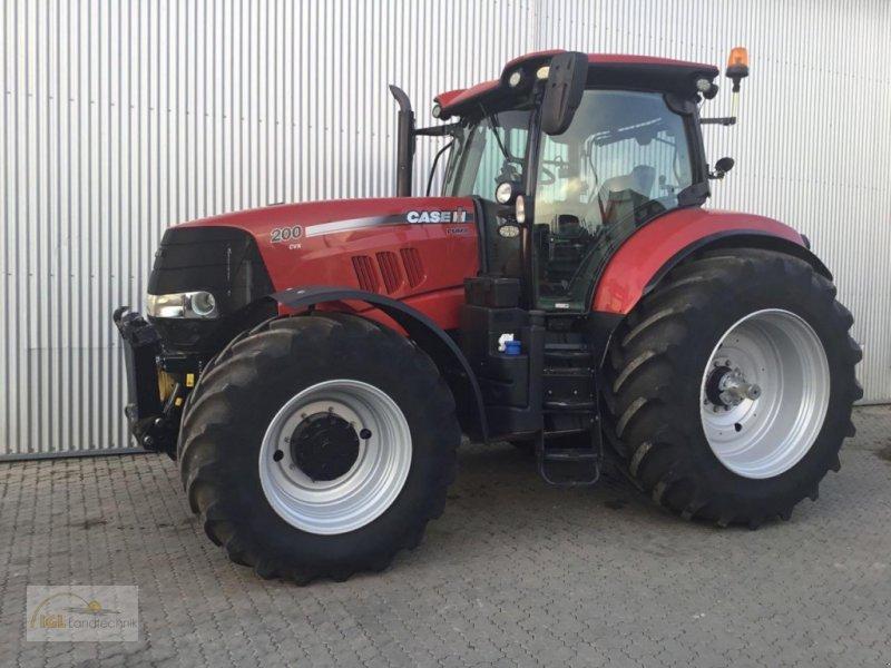Traktor des Typs Case IH Puma 200 CVX, Gebrauchtmaschine in Pfreimd (Bild 1)