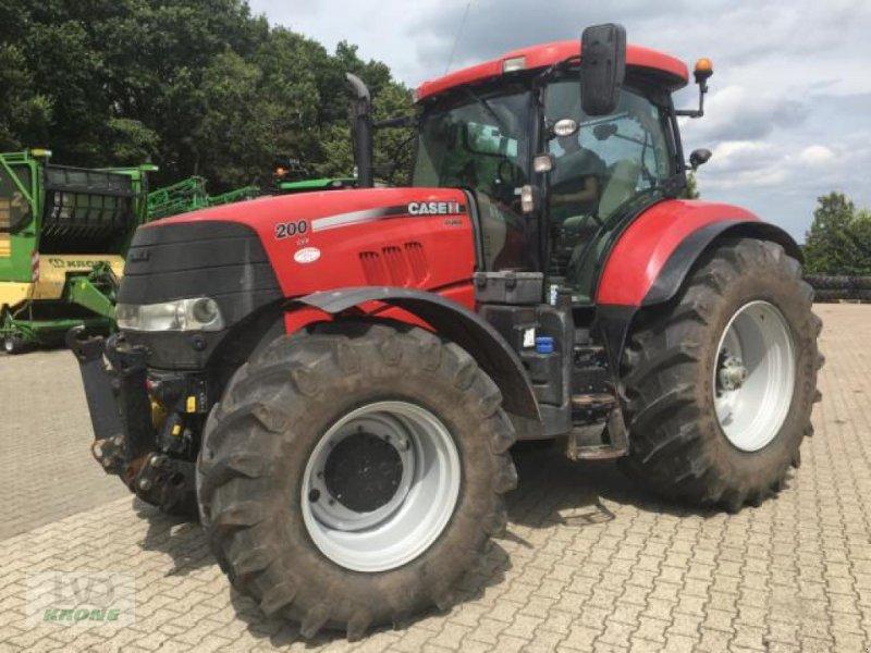 Traktor типа Case IH Puma 200 CVX, Gebrauchtmaschine в Spelle (Фотография 1)