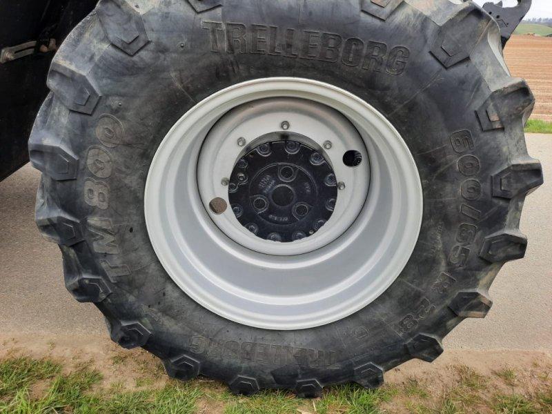 Traktor des Typs Case IH Puma 200 CVX, Gebrauchtmaschine in Aichach (Bild 8)