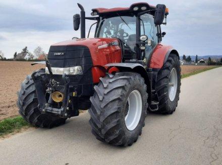 Traktor des Typs Case IH Puma 200 CVX, Gebrauchtmaschine in Aichach (Bild 1)