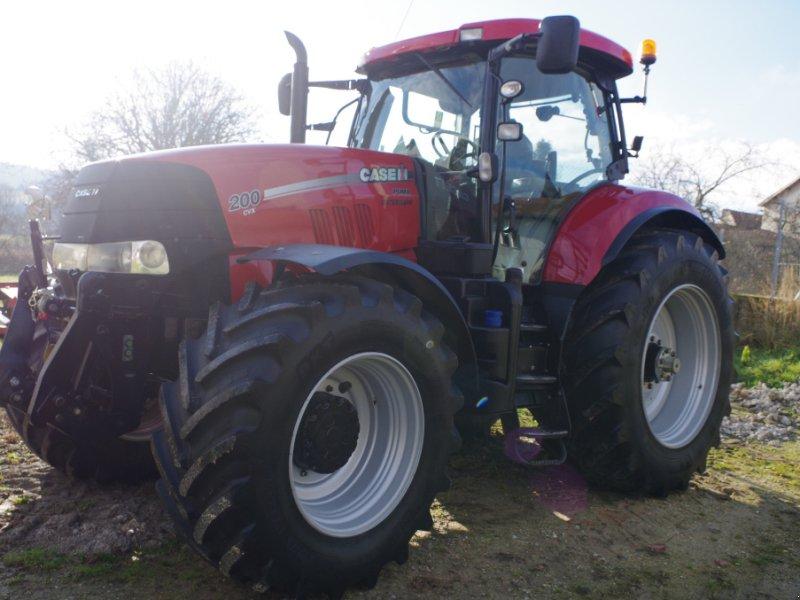 Traktor tip Case IH Puma 200 CVX, Gebrauchtmaschine in Pfeffenhausen (Poză 1)