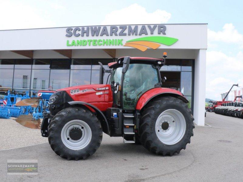 Traktor des Typs Case IH Puma 200 CVXDrive (Stage V), Neumaschine in Gampern (Bild 1)