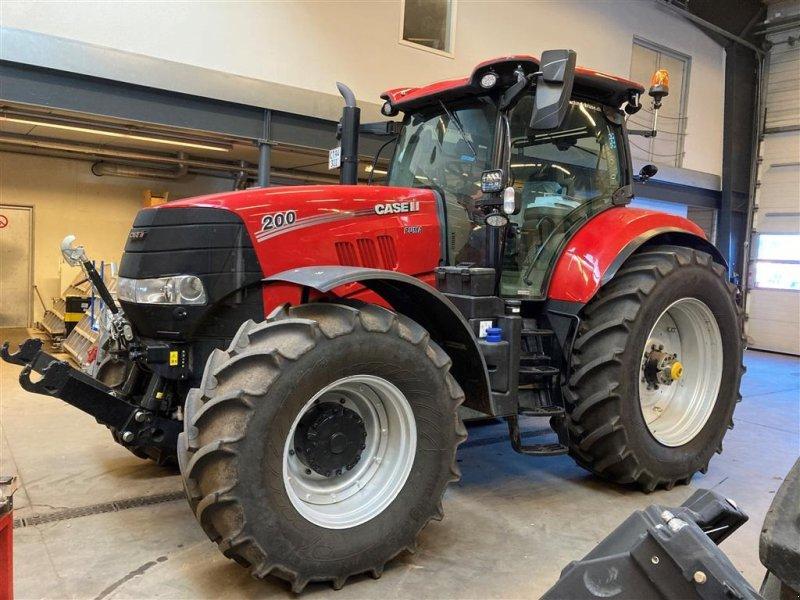Traktor tip Case IH Puma 200 FPS, Gebrauchtmaschine in Horsens (Poză 1)