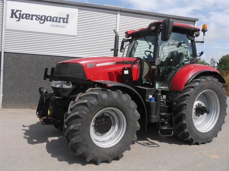Traktor des Typs Case IH Puma 200 FPS, Gebrauchtmaschine in Aalborg SV (Bild 1)