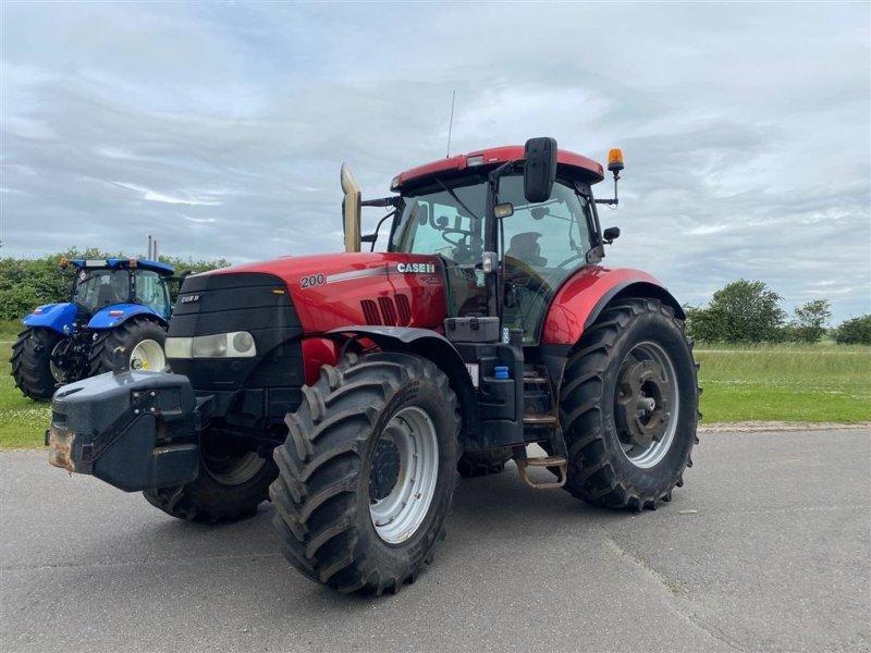 Traktor des Typs Case IH Puma 200 FPS, Gebrauchtmaschine in Holstebro (Bild 1)